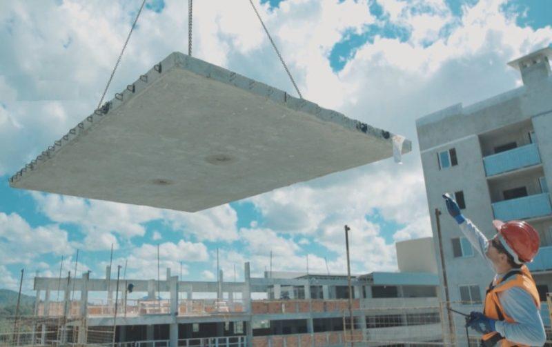 Reconhecimento nacional: Rôgga apresentou a concepção do seu sistema construtivo – Foto: Divulgação ND