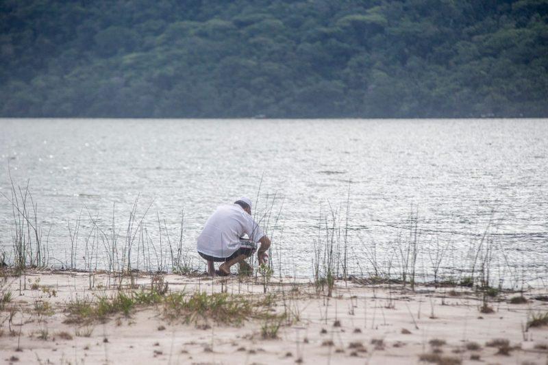 A Companhia salientou que não há risco de desabastecimento de água na temporada de verão. – Foto: Anderson Coelho/ND