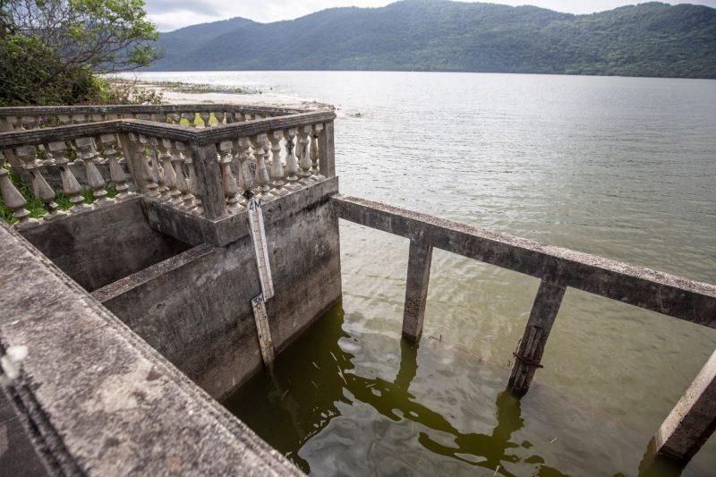 A interligação de redes permite ainda que o Sistema Integrado abasteça parte do Rio Tavares, economizando mais 10 litros por segundo da Lagoa. – Foto: Anderson Coelho/ND