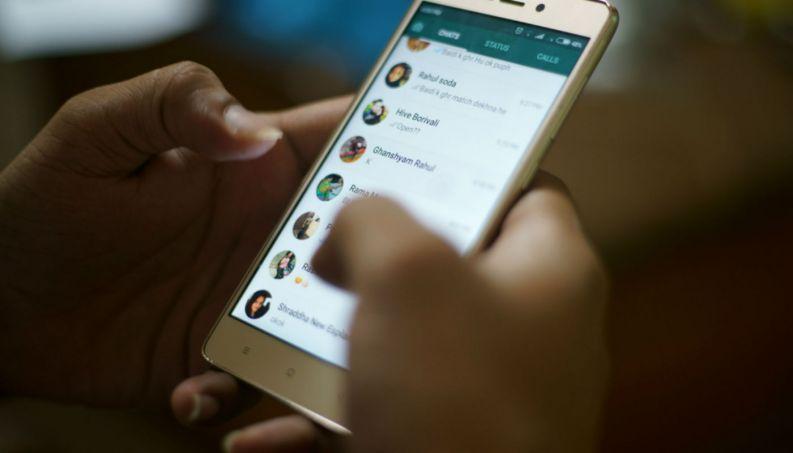 No celular do suspeito havia imagens de crianças menores de 10 anos em poses sexuais. – Foto: Rahul Ramachandram/Shutterstock/ND