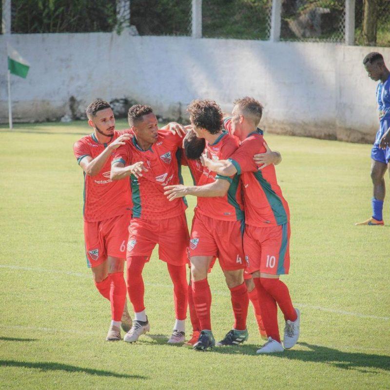 CAC estreia com vitória na Série C do catarinense – Foto: Comunicação CAC