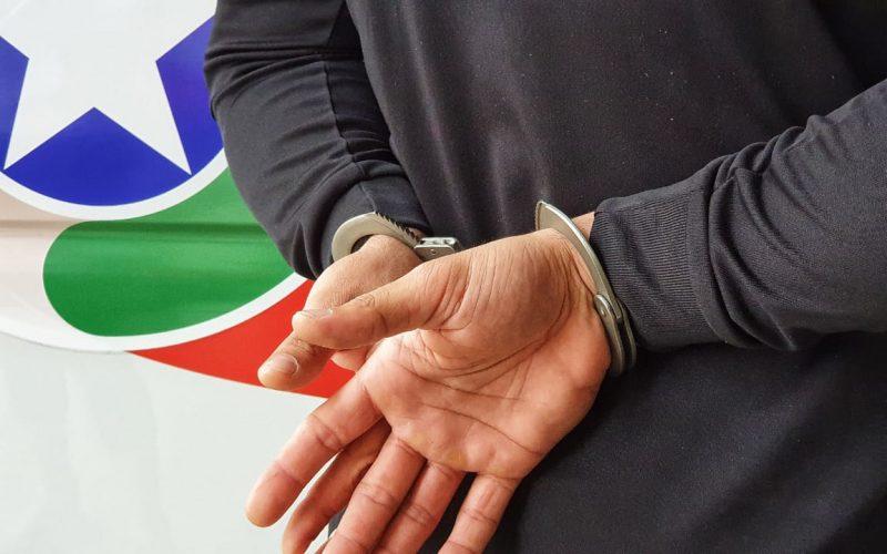Bandido se arrepende de furto, volta para devolver e dá de cara com a polícia em SC – Foto: Polícia Militar/Arquivo