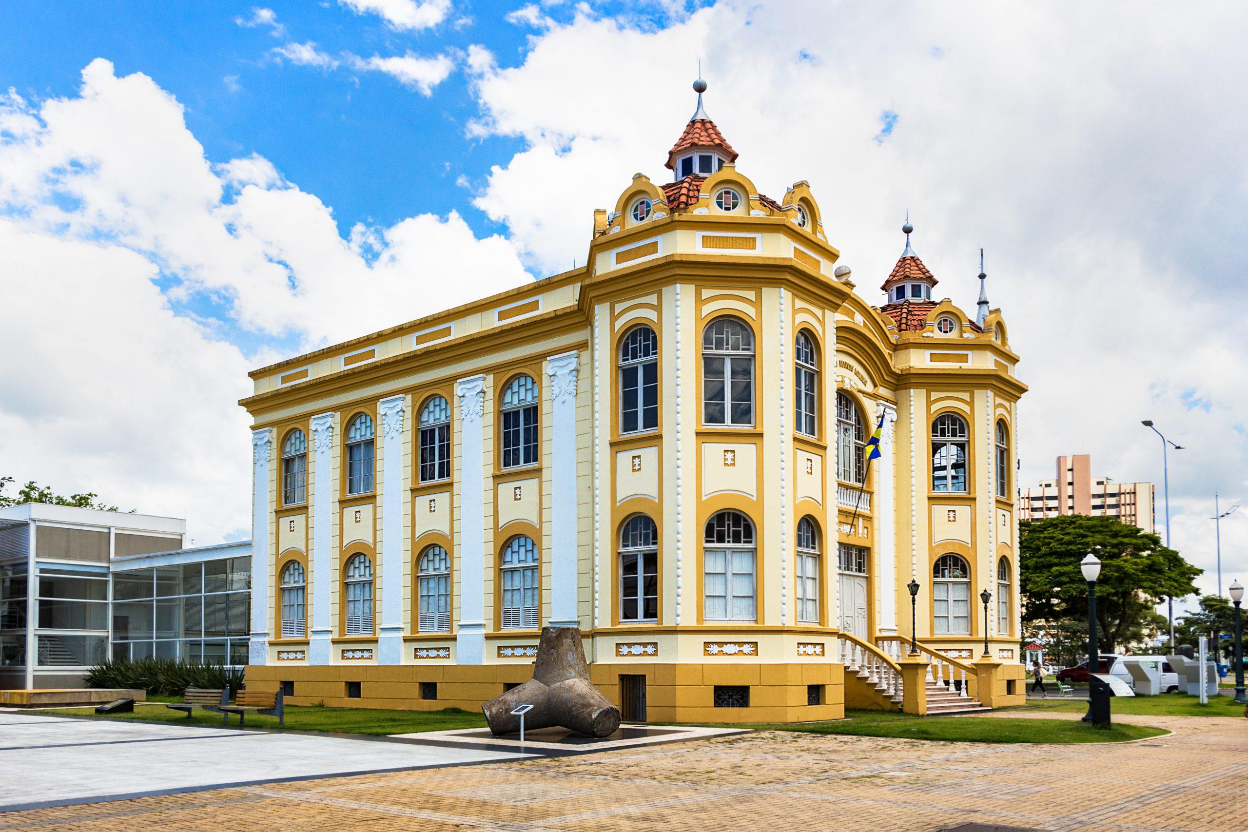 Museu Histórico de Itajaí – Foto: iStock/Divulgação