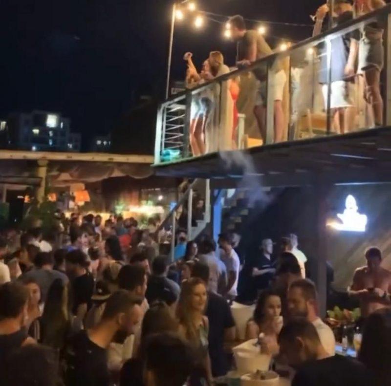 Perfil no Instagram detona festas e aglomerações pelo Brasil – Foto: Instagram/Reprodução/ND