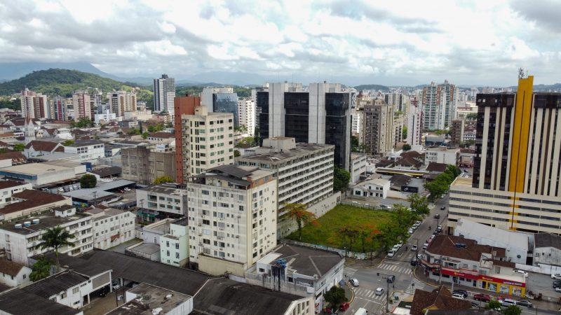 Tempo deve mudar em Joinville e região – Foto: Carlos Jr./ND