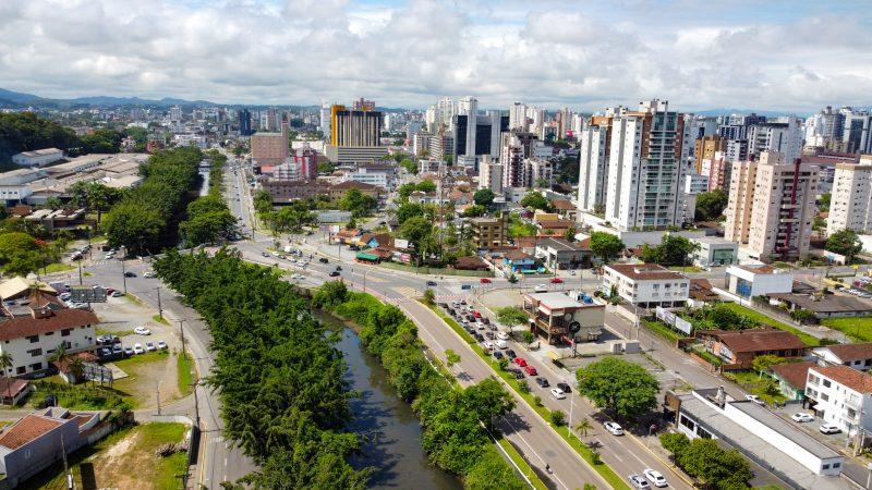Joinville está com 2.595 pessoas em isolamento domiciliar – Foto: Carlos Júnior/ND