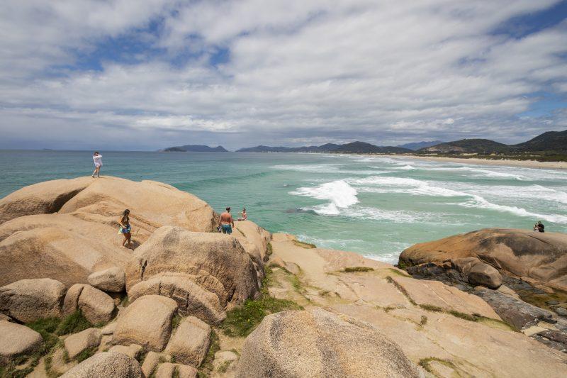 Praia da Joaquina – Foto: Marcos Campos