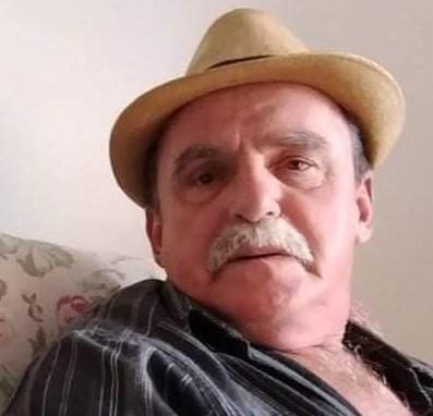 Agostinho Boso despareceu na véspera de Natal no bairro Petropólis – Foto: Arquivo pessoal