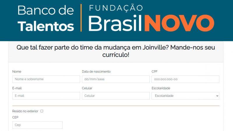 Novo abre canal para receber currículos de interessados em fazer parte da prefeitura – Foto: Reprodrução/ND