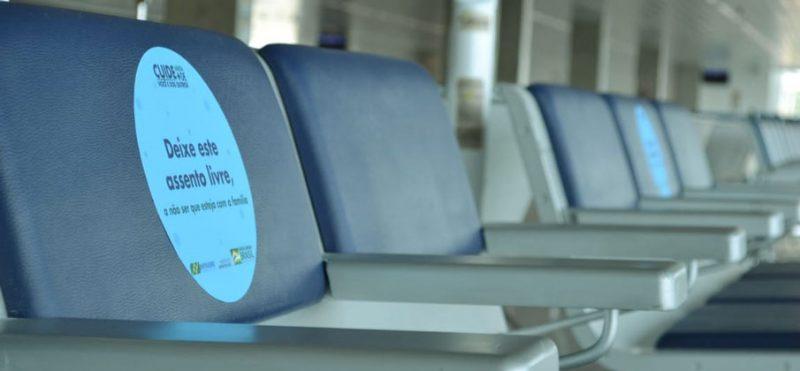 Aeroporto de Navegantes deve ter movimento 27% menor no Ano-novo. – Foto: Infraero/Divulgação/ND