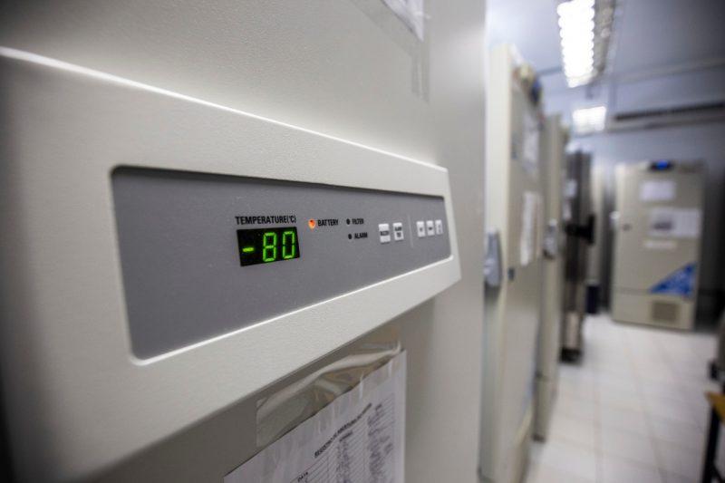 ultracongelador ou ultrafreezer