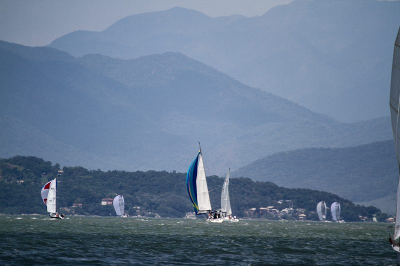 52ª edição da Regata Volta à Ilha – Foto: Igor Zanin/Iate Clube de Santa Catarina