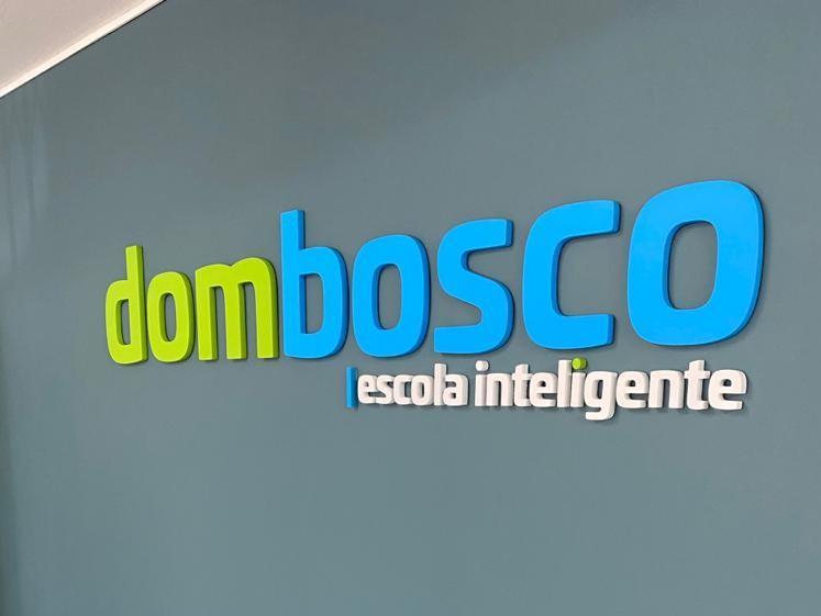 Dom Bosco – Escola Inteligente – Foto: Divulgação/Dom Bosco.