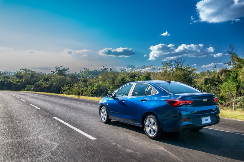 3- Chevrolet Onix Plus: 83.392 unidades - Foto: Divulgação/GM/Garagem 360/ND