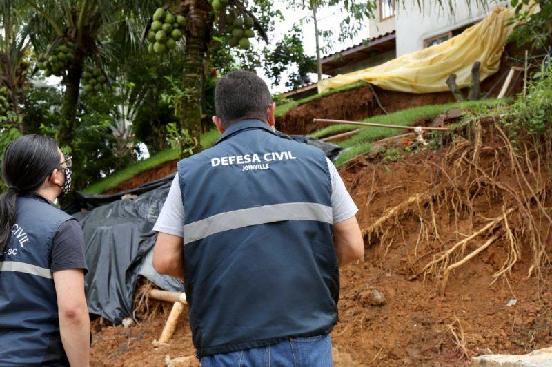 Secretário quer aumentar efetivo da Defesa Civil em Joinville – Foto: Prefeitura de Joinville