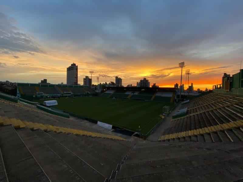 Arena Condá, em Chapecó: casa da Chapecoense – Foto: Márcio Cunha/AFC