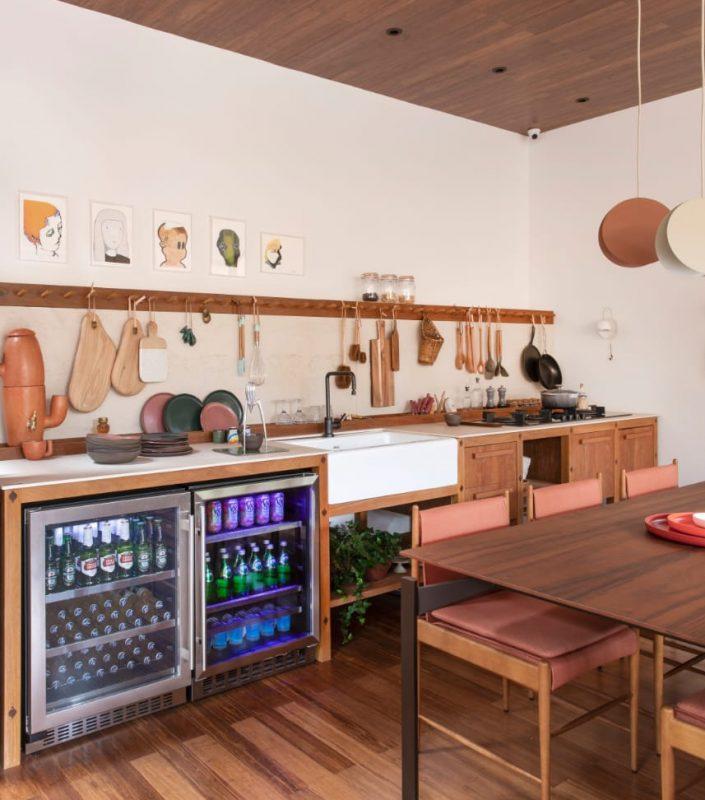 Empório da Cozinha aposta na adega para ficar em casa e curtir – Foto: Divulgação