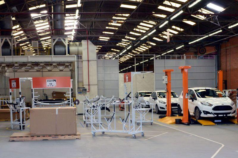Entenda como o fim da produção nacional da Ford impacta o setor automotivo - Divulgação/Ford