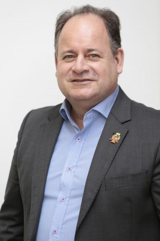 Marcel Virmond Vieira é o novo secretário da Sepud – Foto: Rogério da Silva/ND