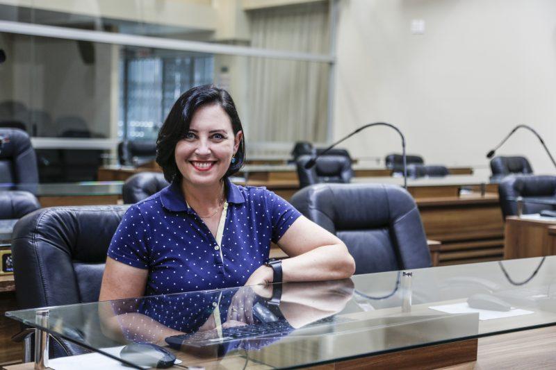 Maryanne Mattos, vereadora do PL em Florianópolis