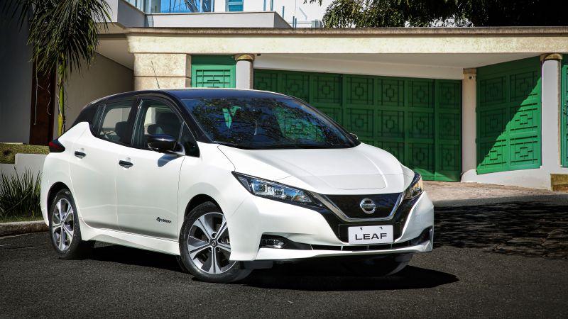 Nissan define objetivo de se tornar carbono neutro até 2050 - Divulgação/Nissan