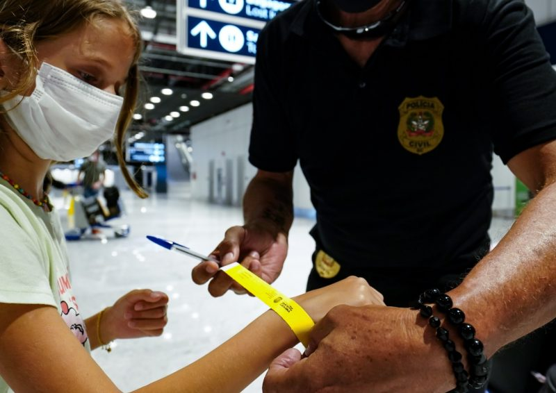 Ação da Polícia Civil catarinense já é tradição durante temporada de verão – Foto: Ricardo Wolff/Governo do Estado