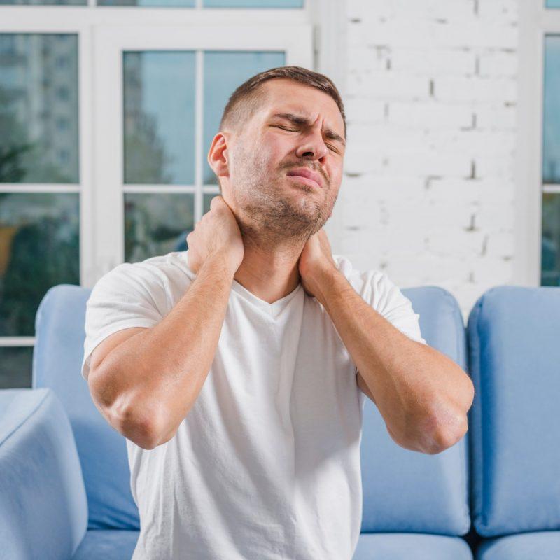 A dor é algo que pode ser tratado de forma correta para não se tornar crônica – Foto: Divulgação