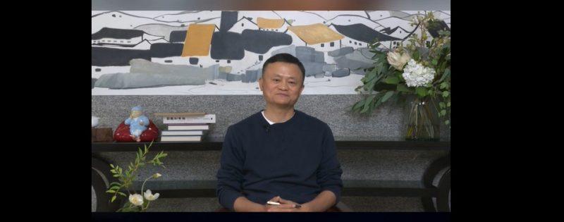 Jack Ma: depois de 3 meses, bilionário reaparece em vídeo misterioso - Reprodução / Jzol