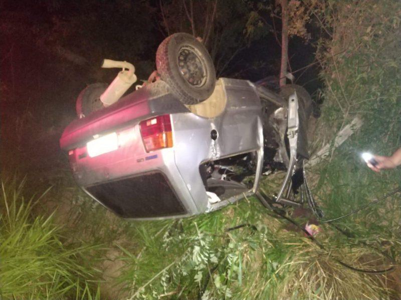 Acidente aconteceu em Jaborá – Foto: Reprodução/ND