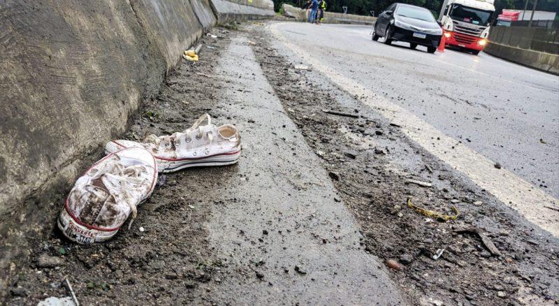 Bebê de seis meses morreu no acidente, além dele, cinco adolescentes e 13 adultos estão entre as vítimas fatais – Foto: Juan Todescatt/NDTV