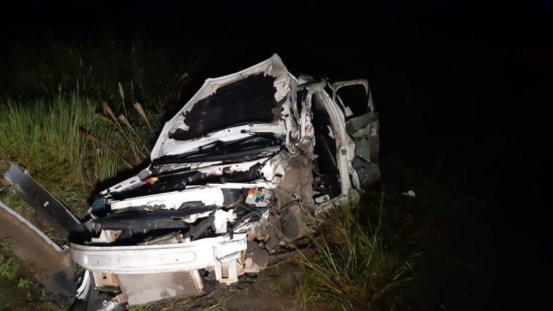 Sezefredo Benkendorf morreu em grave acidente na SC-416, em Itapoá – Foto: Ricardo Alves/NDTV