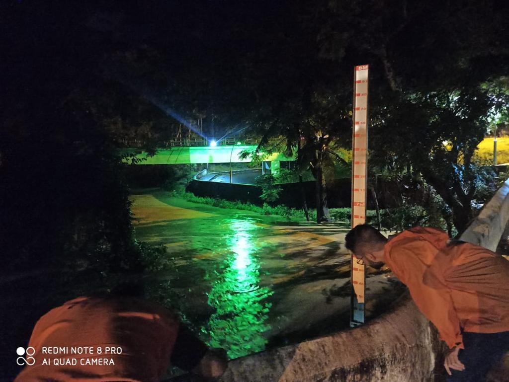 Chuva em Ascurra, Vale do Itajaí - CBVU/Divulgação