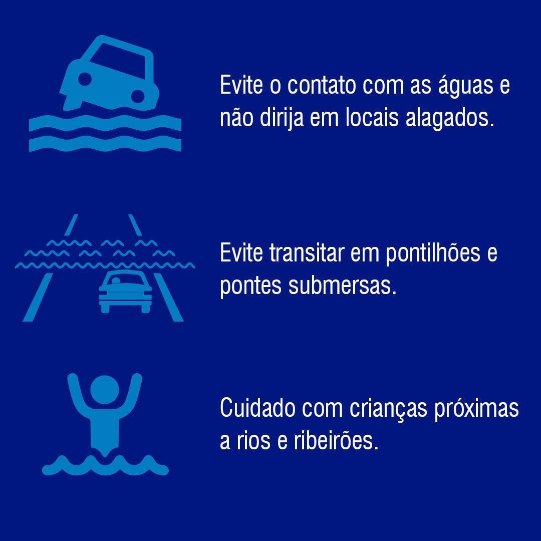 Recomendações da Defesa Civil de SC - Defesa Civil de Santa Catarina