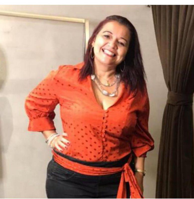 Andréa veio para Joinville para buscar oportunidades profissionais – Foto: Arquivo pessoal/ND