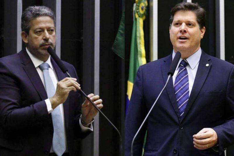 Arthur Lira (PP-AL) e Baleia Rossi (MDB-SP) disputam à presidência da Câmara – Foto: Agência Câmara/Divulgação/ ND