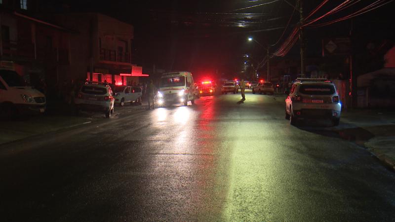 Assalto ocorreu na noite desta quinta-feira (28) no bairro Boa Vista – Foto: Ricardo Alves/NDTV