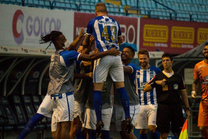 Avaí vence o Guarani no último e chega na última rodada com chance de acesso – Foto: Foto: André Palma Ribeiro/Avaí F. C.