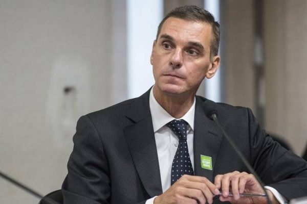 O Ministério da Economia informou que não se posicionaria sobre a possível saída, assim como o Palácio do Planalto – Foto: Marcelo Camargo/Agência Brasil