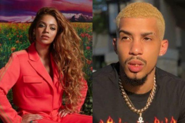 Beyoncé e o primo, o rapper Kerdone – Foto: Reprodução / ND