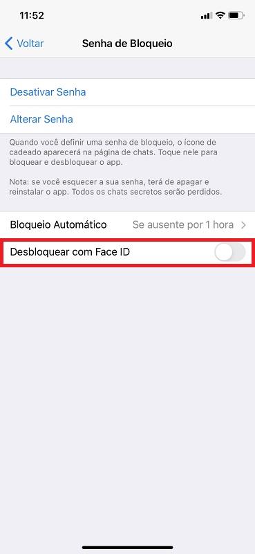 Passo 5 - Crédito: Reprodução/Telegram/33Giga/ND