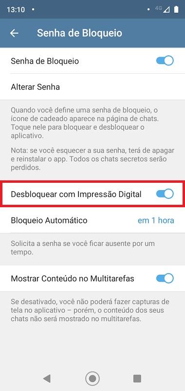 Passo 7 - Crédito: Reprodução/Telegram/33Giga/ND