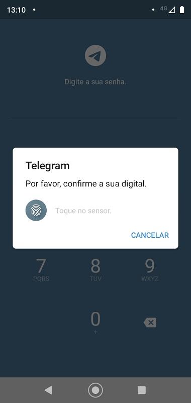Passo 9 - Crédito: Reprodução/Telegram/33Giga/ND