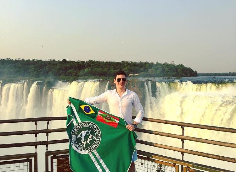 Cataratas do Iguaçu, na Argentina. – Foto: Arquivo Pessoal/ND