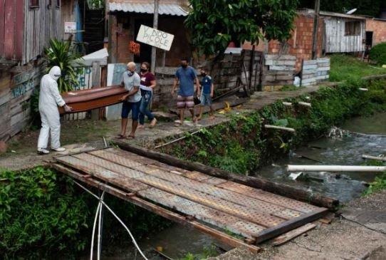 Neste ano, o pico de atendimentos realizados pela Prefeitura de Manaus ocorreu no último sábado (16) – Foto: Hugo Barreto/Metrópoles