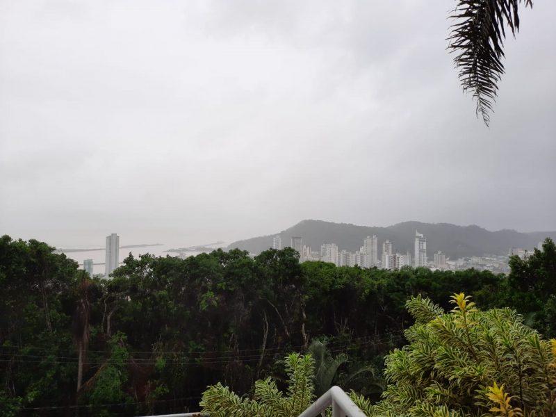 Chuva deve permanecer forte nos municípios da Amfri – Foto: Grazielle Guimarães/ND