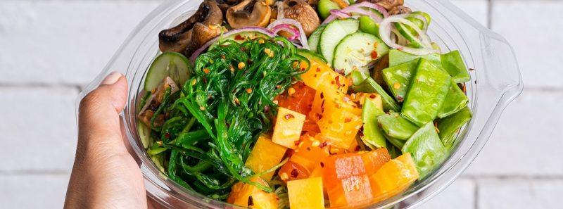 Como encontrar opções vegetarianas e veganas no Uber Eats - Eiliv-Sonas Aceron on Unsplash