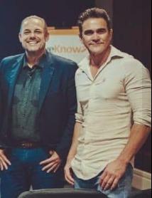 Marcio Biff e Vilmar Alcides Burguesan foram presos nesta terça-feira (19), na 2ª fase da Operação Alcatraz, em Joinville – Foto: Reprodução/Redes Sociais