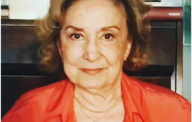 Eva Wilma morreu na noite deste sábado