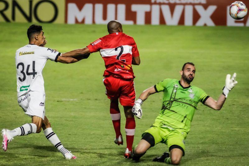 Situação ficou desesperadora após a derrota para o CRB – Foto: DOUGLAS ARA/FUTURA PRESS/FUTURA PRESS/ESTADÃO CONTEÚDO