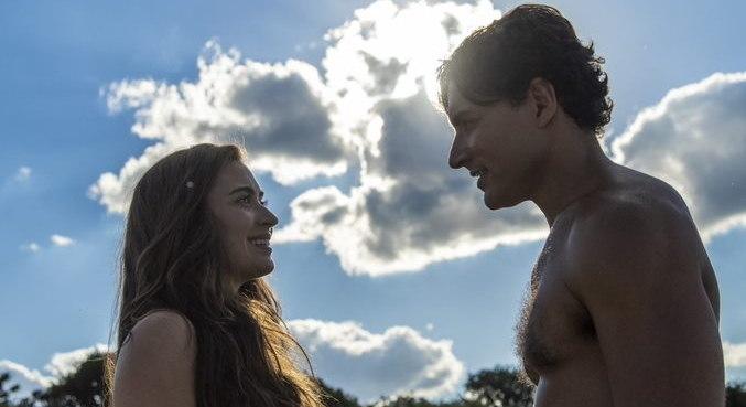 Adão e Eva – Foto: Record Tv/Reprodução